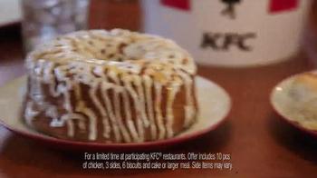 KFC Festive Feast TV Spot, 'Fit the Tree' - Thumbnail 9