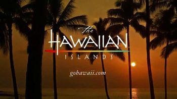 The Hawaiian Islands TV Spot, 'Through The Air'
