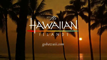The Hawaiian Islands TV Spot, \'Through The Air\'
