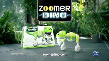 Zoomer Dino TV Spot, 'On The Hunt!' - 1275 commercial airings