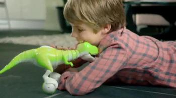 Zoomer Dino TV Spot, 'On The Hunt!' - Thumbnail 8