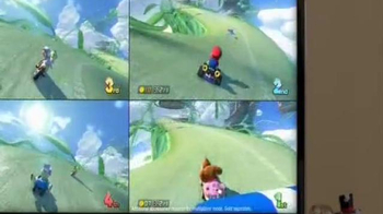 Mario Kart 8 TV Spot, 'Dad vs. Kids' - Thumbnail 3
