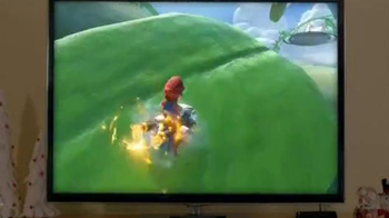 Mario Kart 8 TV Spot, 'Dad vs. Kids' - Thumbnail 6