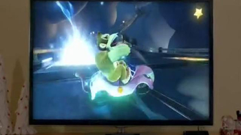 Mario Kart 8 TV Spot, 'Dad vs. Kids' - Thumbnail 8