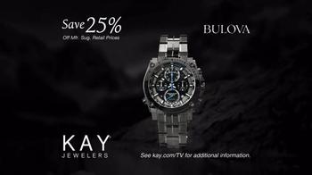 Kay Jewelers Diamonds in Rhythm TV Spot, 'Penguin Kiss: Christmas: Save 25 Percent on Bulova Watches' - Thumbnail 7