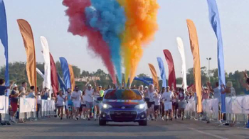 2015 Toyota Corolla TV Spot, 'Live Colorfully'