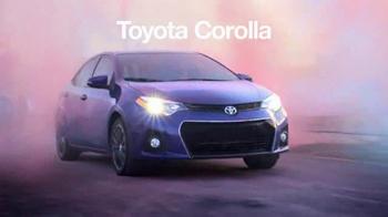 2015 Toyota Corolla TV Spot, 'Live Colorfully' - Thumbnail 7