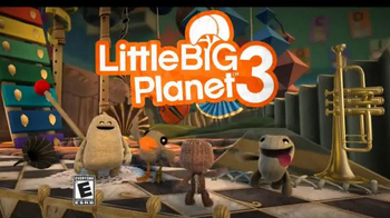 LittleBigPlanet 3 TV Spot, 'So Big, it Had to Be Little'