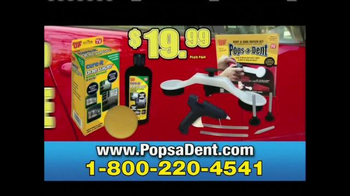 Pops-A-Dent TV Spot, 'Keep Your Car Looking Great' - Thumbnail 9
