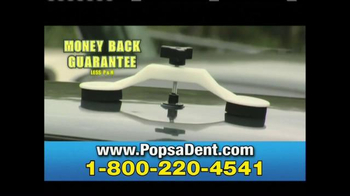 Pops-A-Dent TV Spot, 'Keep Your Car Looking Great' - Thumbnail 5