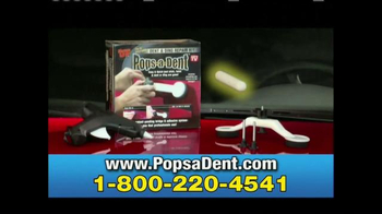 Pops-A-Dent TV Spot, 'Keep Your Car Looking Great' - Thumbnail 6