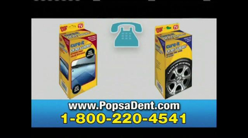 Pops-A-Dent TV Spot, 'Keep Your Car Looking Great' - Thumbnail 8