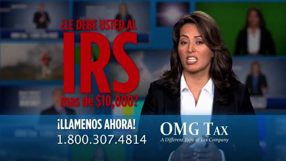 OMG Tax TV Commercial, 'Oferta y Compromiso'