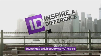 Investigation Discovery TV Spot, 'Inspire a Difference' - Thumbnail 10