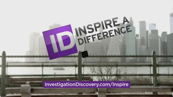 Investigation Discovery TV Spot, 'Inspire a Difference' - Thumbnail 9