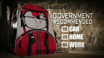 Flagg Survival Gear Bug Out Bag TV Spot, 'Prepare for the Worst' - Thumbnail 3