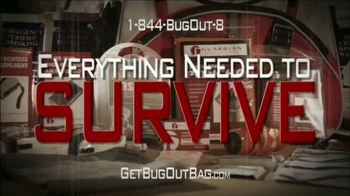 Flagg Survival Gear Bug Out Bag TV Spot, 'Prepare for the Worst' - Thumbnail 5