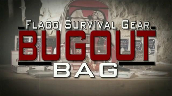 Flagg Survival Gear Bug Out Bag TV Spot, 'Prepare for the Worst' - Thumbnail 7