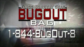 Flagg Survival Gear Bug Out Bag TV Spot, 'Prepare for the Worst' - Thumbnail 8