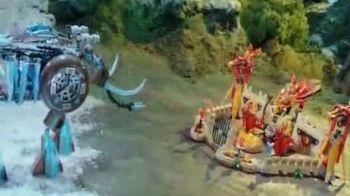 LEGO Chima Sets TV Spot, 'Ice Mammoth Stomper vs Firephoenix Temple'