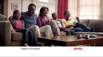 XFINITY TV Spot, 'Power to Your Presents' - Thumbnail 10