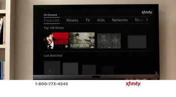 XFINITY TV Spot, 'Power to Your Presents' - Thumbnail 2