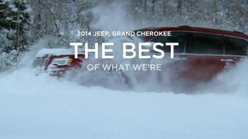Jeep Grand Cherokee TV Spot, 'Heavy Snow Fall' - Thumbnail 10
