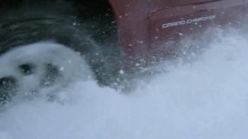 Jeep Grand Cherokee TV Spot, 'Heavy Snow Fall' - Thumbnail 7