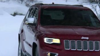 Jeep Grand Cherokee TV Spot, 'Heavy Snow Fall' - Thumbnail 8