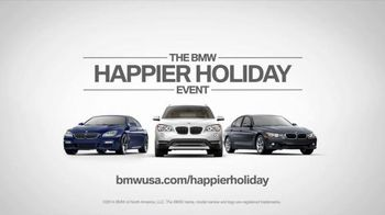 BMW Happier Holiday Event TV Spot, 'Road Home'