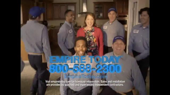 Empire Today $99 Room Sale TV Spot, 'Some Big. Some Huge.'