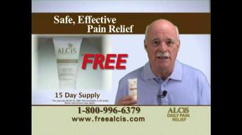 ALCiS Pain Relief Cream TV Spot, 'Revolution' - Thumbnail 10