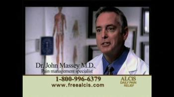 ALCiS Pain Relief Cream TV Spot, 'Revolution' - Thumbnail 7