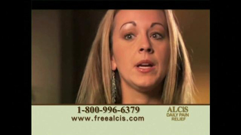 ALCiS Pain Relief Cream TV Spot, 'Revolution' - Thumbnail 8