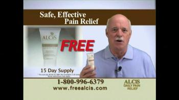 ALCiS Pain Relief Cream TV Spot, 'Revolution' - Thumbnail 9