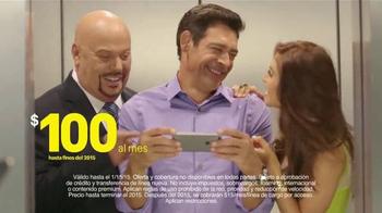 Sprint Family Share Pack TV Spot, 'Univision: Ascensor' [Spanish] - Thumbnail 7