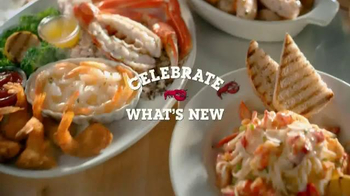 Red Lobster TV Spot, 'Celebrate What's New' - Thumbnail 1