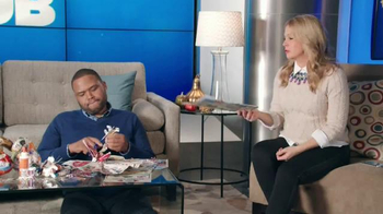 Walmart Savings Catcher TV Spot, 'Circular Crafting' Feat. Anthony Anderson - Thumbnail 2