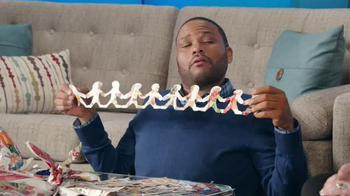 Walmart Savings Catcher TV Spot, 'Circular Crafting' Feat. Anthony Anderson - Thumbnail 4