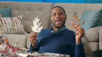 Walmart Savings Catcher TV Spot, 'Circular Crafting' Feat. Anthony Anderson - Thumbnail 7