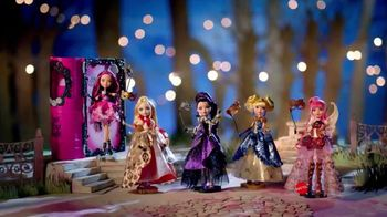 Ever After High Briar Beauty Thronecoming Book TV Spot, 'Vote'