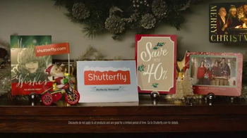Shutterfly TV Spot, 'Send Perfectly Personal Cards' - Thumbnail 10