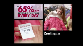Burlington Coat Factory TV Spot, 'The Soldano Family' - Thumbnail 7