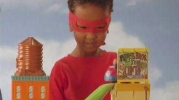 Teenage Mutant Ninja Turtles Super Sewer Headquarters TV Spot