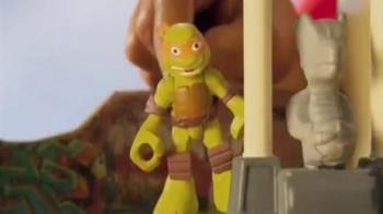 Teenage Mutant Ninja Turtles Super Sewer Headquarters TV Spot - Thumbnail 4