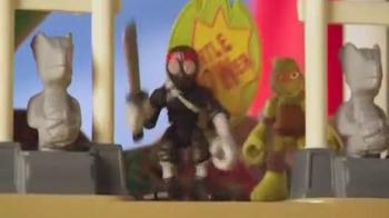 Teenage Mutant Ninja Turtles Super Sewer Headquarters TV Spot - Thumbnail 6