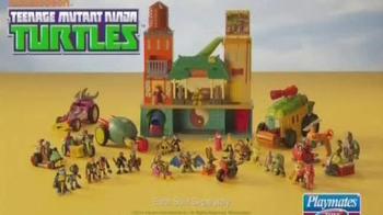 Teenage Mutant Ninja Turtles Super Sewer Headquarters TV Spot - Thumbnail 8