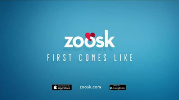 Zoosk TV Spot, 'First Comes Like' - Thumbnail 10
