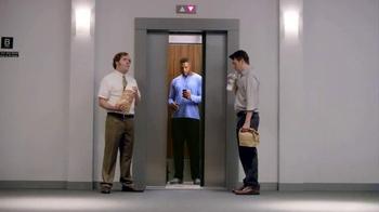 Metamucil Health Bar TV Spot, 'Elevator' Featuring Michael Strahan - Thumbnail 1