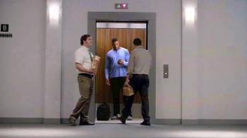 Metamucil Health Bar TV Spot, 'Elevator' Featuring Michael Strahan - Thumbnail 2